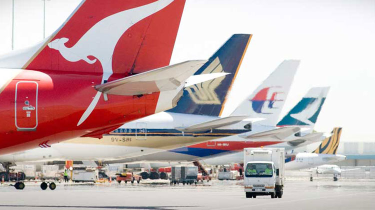 IPIF Asset Adelaide Airport