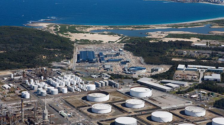 IPIF Asset Sydney Desal Plant